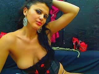Sexet profilfoto af model DirtyFetish, til meget hot live show webcam!