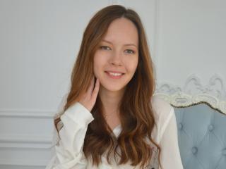 Sexy profilbilde av modellen  SweetyWithBrain, for et veldig hett live webcam-show!