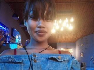 Sexy Profilfoto des Models Jhey, für eine sehr heiße Liveshow per Webcam!