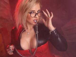 Sexet profilfoto af model vixenmilf, til meget hot live show webcam!