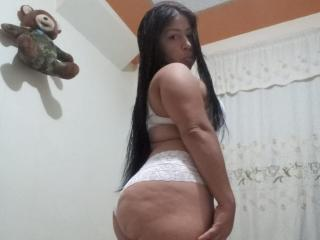 Picture of the sexy profile of DirtyMeganHot, for a very hot webcam live show !