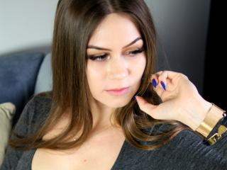 Picture of the sexy profile of NeeleCookie, for a very hot webcam live show !