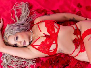 Sexy profilbilde av modellen  ChantalSex69, for et veldig hett live webcam-show!