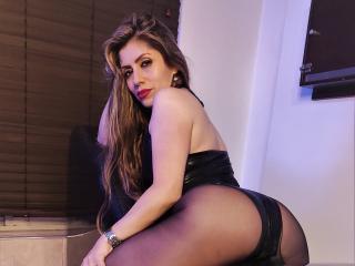 Poza sexy de profil a modelului ShannonNympho, pentru un intens show webcam live !