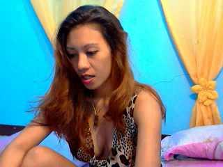 Picture of the sexy profile of Erantis, for a very hot webcam live show !