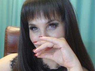 超ホットなウェブカムライブショーのためのチャットレディ、LadyCharmforYouのセクシープロフィール写真