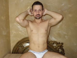 Picture of the sexy profile of HugeCockGay, for a very hot webcam live show !