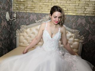 Bild på den sexiga profilen av KatherineCharming för en väldigt het liveshow i webbkameran!
