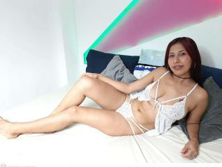 Photo de profil sexy du modèle AlliceMills, pour un live show webcam très hot !