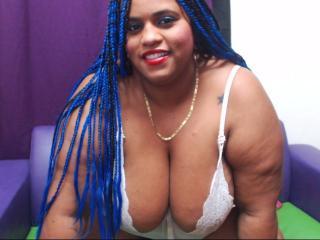 Sexet profilfoto af model NancyBigSex, til meget hot live show webcam!