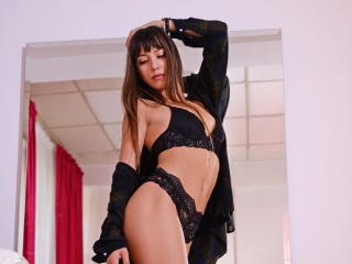Sexet profilfoto af model RachelKitty, til meget hot live show webcam!