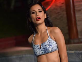 Velmi sexy fotografie sexy profilu modelky BarbaraIndomita pro live show s webovou kamerou!