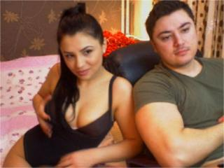 AnalShowXXL - Chat live nude with this fair hair Female and male couple