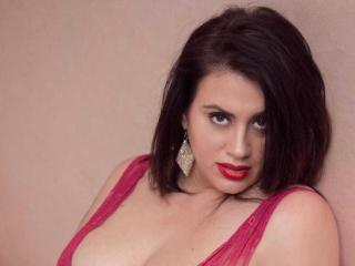Foto del profilo sexy della modella mimisweetplus, per uno show live webcam molto piccante!