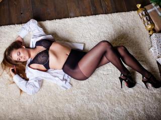 Foto de perfil sexy da modelo BeautifulLife, para um live show muito quente!