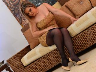 תמונת פרופיל סקסית של AlizonDavis למופע חי מאוד סקסי!