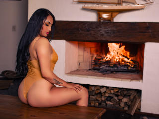 Photo de profil sexy du modèle MartinaRoger, pour un live show webcam très hot !