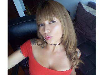 Picture of the sexy profile of QueenSusanne, for a very hot webcam live show !