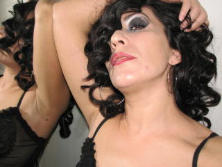 UniqueGirl - Webcam live hard with this being from Europe Lady