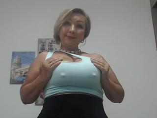 Picture of the sexy profile of CatalinaXHotty, for a very hot webcam live show !