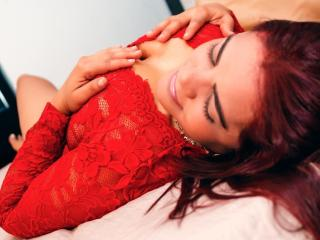 Sexet profilfoto af model SamanthaaHills, til meget hot live show webcam!