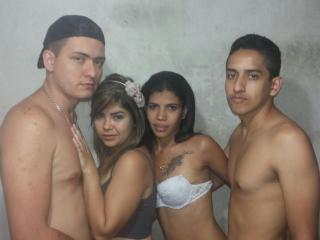 LatinAwesomeSexFour