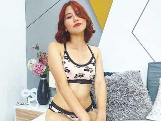 Picture of the sexy profile of JackieQueen, for a very hot webcam live show !