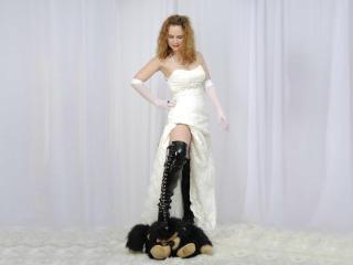 Фото секси-профайла модели MistressAdele, веб-камера которой снимает очень горячие шоу в режиме реального времени!