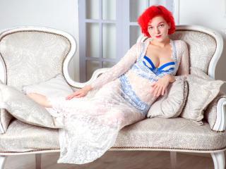 Foto del profilo sexy della modella BrightWitch, per uno show live webcam molto piccante!