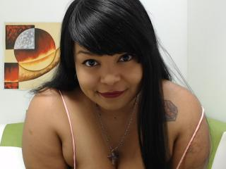 Picture of the sexy profile of IsabellaLopez, for a very hot webcam live show !