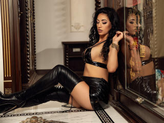Picture of the sexy profile of MikyyLovee, for a very hot webcam live show !