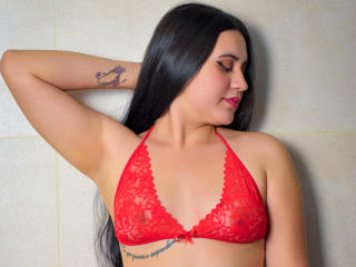 Picture of the sexy profile of AbbiGray, for a very hot webcam live show !