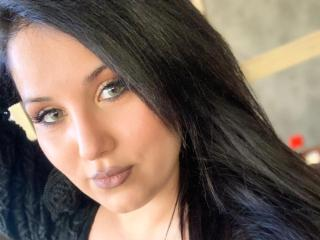 Sexet profilfoto af model JustJerry, til meget hot live show webcam!
