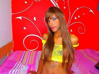 Picture of the sexy profile of SexyBya69, for a very hot webcam live show !