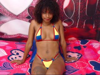 BlackHotHornyX - Live hot with this vigorous body Sexy babes