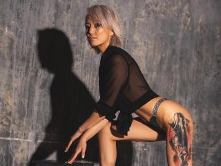 Model NickyWhite'in seksi profil resmi, çok ateşli bir canlı webcam yayını sizi bekliyor!